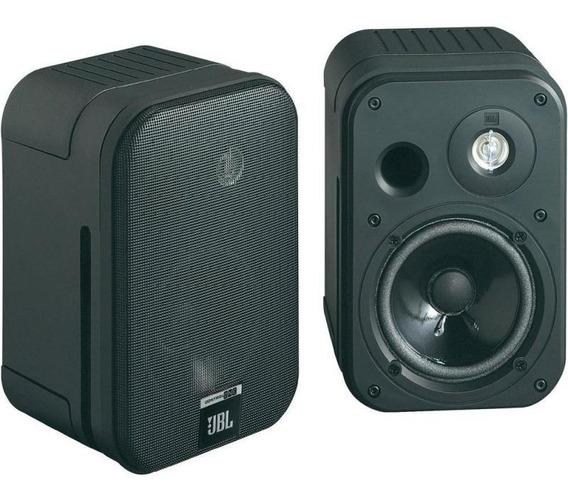 Caixa Acústica Passiva Jbl Control One - 50w Preto Par
