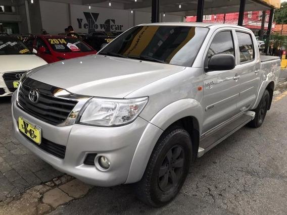 Toyota Hilux Sr 4x2 Cabine Dupla 2.7 16v Vvt-i Flex, Fhl8310