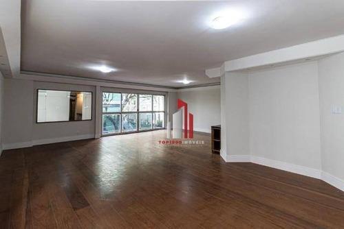Imagem 1 de 20 de Apartamento Com 4 Dormitórios À Venda, 240 M² Por R$ 1.794.000,00 - Higienópolis - São Paulo/sp - Ap1420
