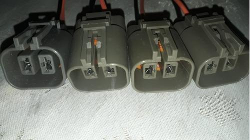 Conector Regulador De Alternador Kia Mitsubishi