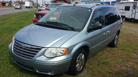 Chrysler Town Country Negociable
