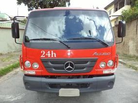 Mercedes-benz Accelo 1016 Plataform Entrada Mais Pparcelas