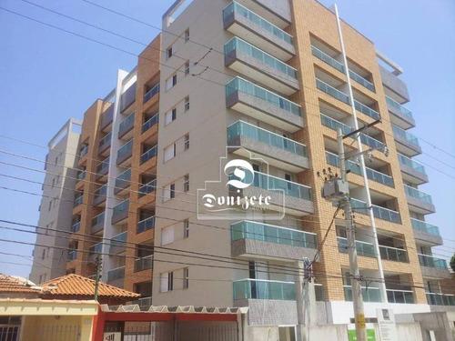 Cobertura Com 2 Dormitórios À Venda, 184 M² Por R$ 1.024.319,59 - Santa Maria - São Caetano Do Sul/sp - Co11582