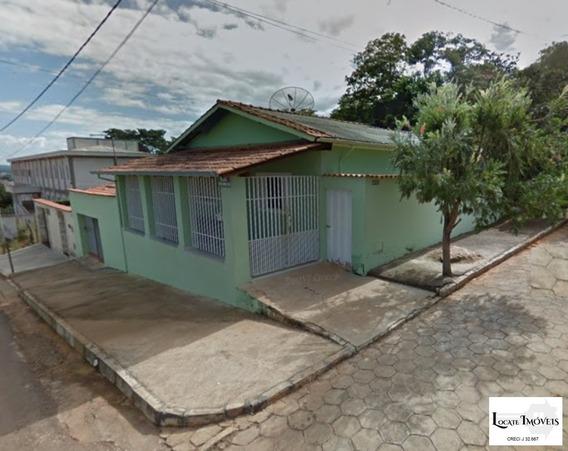 Casa A Venda Boa Esperança/minas Gerais - Ca00036 - 34422696