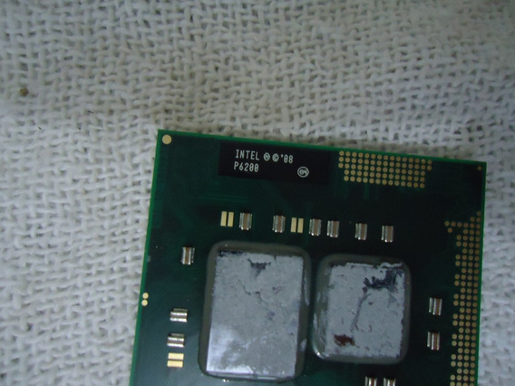 Processador Hp 630 Intel Pentium Slbua P6200 2,13 Ghz