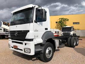 Mercedes-benz 3340 6x4 Traçado Madeira