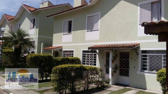 Sobrado Residencial À Venda, Jardim Bela Vista, Mogi Das Cruzes. - So0042