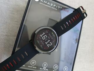 Smartwatch Amazfit Pace Versão Global Semi Novo Perfeito