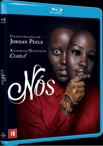 Blu-ray Nós - Jordan Peele