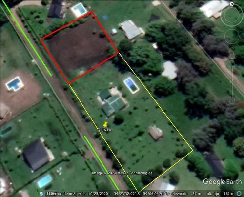 Imagen 1 de 4 de Terreno Recientemente Nivelado En Ubicacion Preferencial