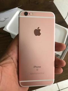 iPhone 6s 32gb Rose Gold, Não Faço Enviou