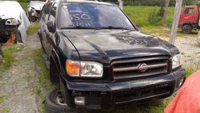 Sucata Nissan Pathfinder 3.5 V6 Se 2000