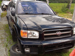 Sucata Nissan Pathfinder 3.3 V6 Se 2000