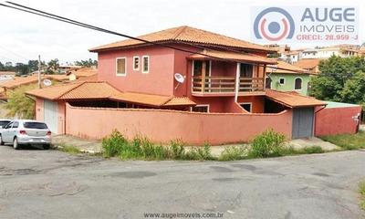 Casa Para Alugar - R$ 1.300,00 - Vargem Grande Paulista/sp