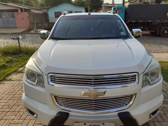 Chevrolet S10 2.8 Ltz Cab. Dupla 4x2 Aut. 4p 2014
