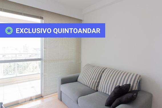 Apartamento No 19º Andar Mobiliado Com 2 Dormitórios E 1 Garagem - Id: 892973690 - 273690