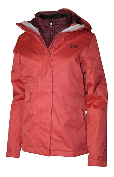 Parka The Northface Monarch Triclimate - Mujer Talla L
