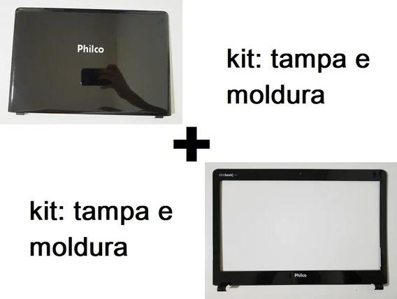 Kit Moldura E Tampa De Tela Philco Slimbook 14g / 14i / 14i2