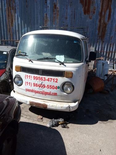 Kombi Sucata Peças Cambio Motor Alternador Lataria Vidros