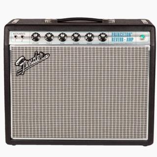 Amplificador Fender Princeton Custom 68 Reverb Para Guitarra