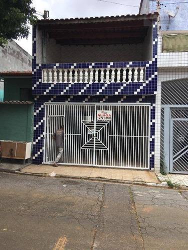 Casa Com 3 Dormitórios Para Alugar, 150 M² Por R$ 2.500,00/mês - Jardim São Cristóvão - São Paulo/sp - Ca1000