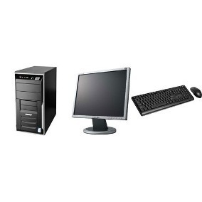 Computador Completo + Monitor 17