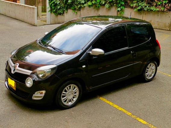 Renault Nuevo Twingo Motor 1.2 2013 Negro 3 Puertas