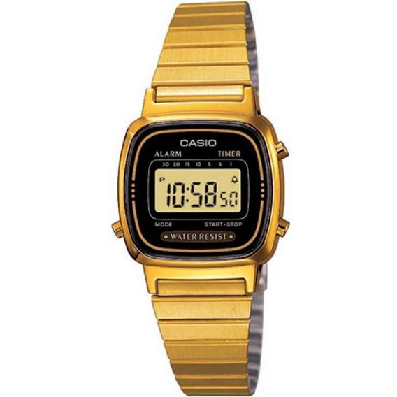 Relógio Casio - Vintage - La670wga-1df