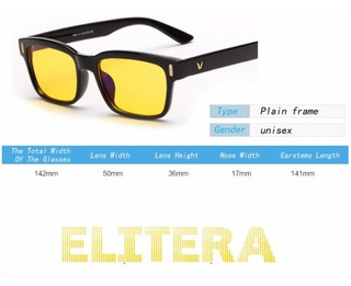 Combo Óculos Bloqueador Luz Azul + Fone Prova Dágua 104.244