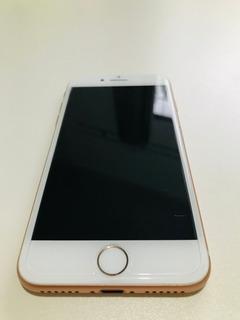 iPhone 8 Dourado Seminovo