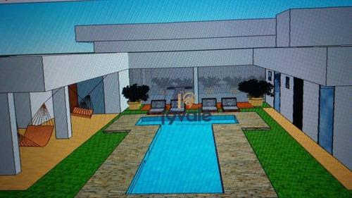 Casa De 230m² Em Final De Construção Com 3 Suítes À Venda - Condominio Colonial Ii - Pindamonhangaba/sp - Ca1535