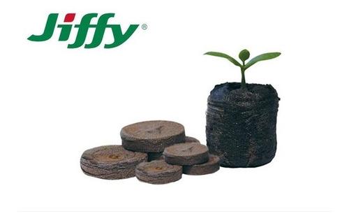 Imagen 1 de 2 de Pastilla Jiffy 30x40 Mm Pack 50 Unidades - Uruweed Growshop
