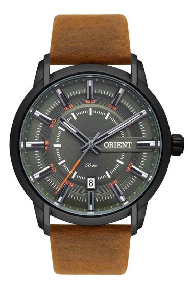 Relógio Orient Mpsc1006 E1mx Preto Masculino - Refinado