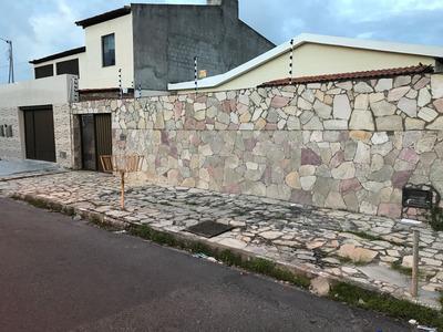 Ótima Casa Na Rua Das Papoulas, B. Inácio Barbosa