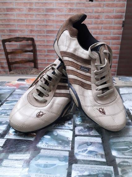 Zapatillas Beige Stone 40 Y 41