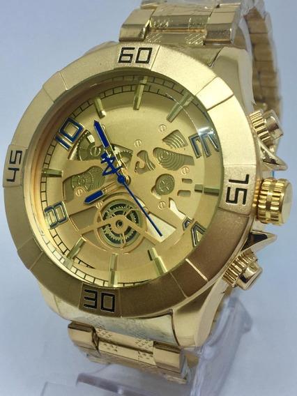 Relógio Masculino Robusto Pesado Lançamento Promoção