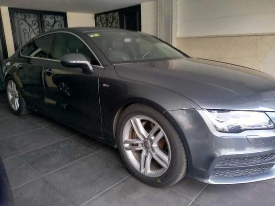 Audi A7, S-line, Linea Actual, 2012