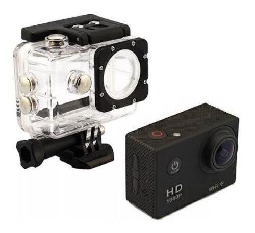 Mini Câmera Filmadora Sports Hd 1080p Aprov D