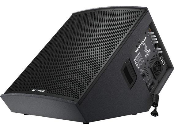 Caixa Amplificada Attack Vrm 1550 A - Monitor Palco Ativo