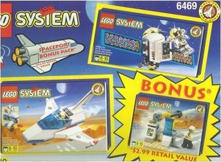 Lego Space Port Bonus Value Pack (6469)