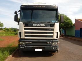 Caminhão Scania R 400/batatais Caminhões