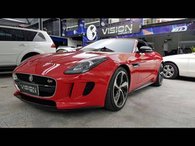F-type S Supercharged Conversivel V8