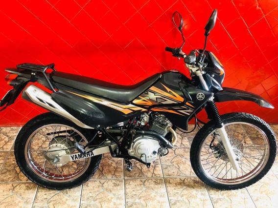 Yamaha Xtz 125 E 2015 Troca E Financia
