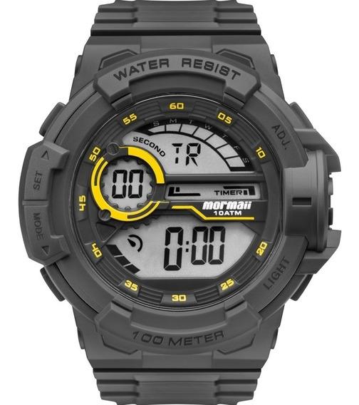 Relógio Mormaii Digital Masculino Analogico Acqua Wave