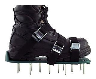 Zapatos De Césped Aireador: La Aireación Del Suelo   Sandali