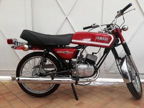 Yamaha Rd 50, A Primeira Moto Brasileira 1974
