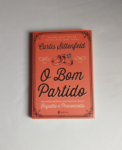 Livro O Bom Partido - Curtis Sittenfeld