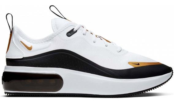 zapatillas nike de mujer blancas