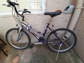 Vendo Bici Tomaselli Poco Uso