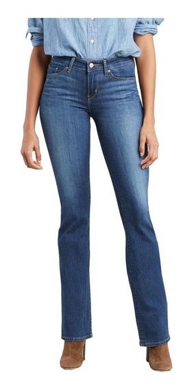 Calça Jeans Levis 715 Bootcut Feminina 188850066